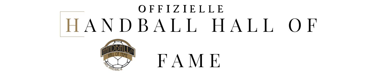 Handball Hall of Fame