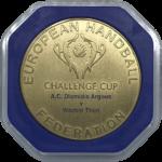 Handball, Nationalmannschaft, Schweiz, Meister, Cupsieger, EHF Challenge Cup, Supercup, Linder Luca